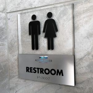 Custom ADA Signs with Braille Minneapolis