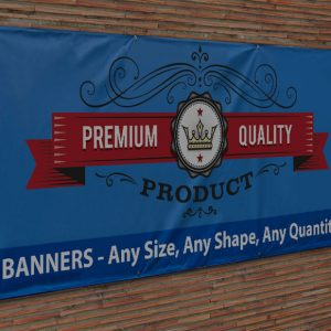 Outdoor Banners & Displays